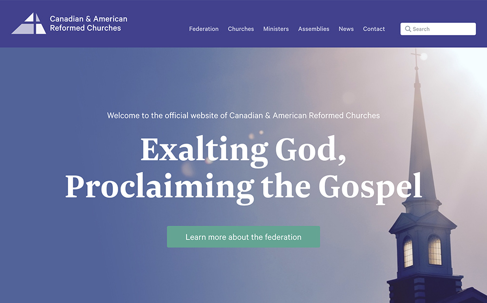 Canadian Reformed Churches